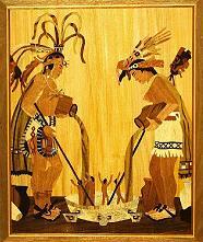 Poesía indígena