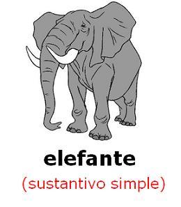 Sustantivo simple
