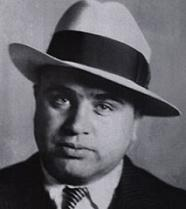 a biography of alphonse capone and his rise to power America's most wanted: the hunt for al capone jonathan eig's  his squalid, inglorious death, alphonse  in this position of power and.