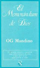 El memorandum de Dios