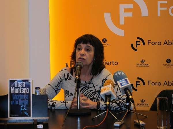 Rosa Montero es una escritora orgánica