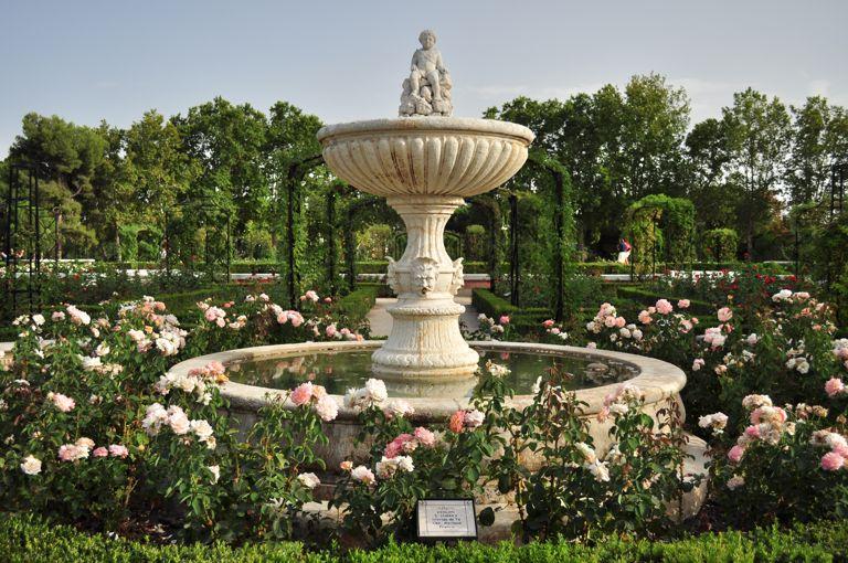 Para nosotros también hay lugares fantásticos en Madrid , aquí tan