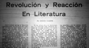 La literatura y el compromiso social
