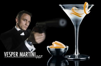 casino royale martini