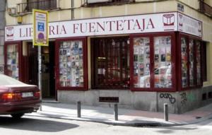 Fuentetaja es una librería independiente