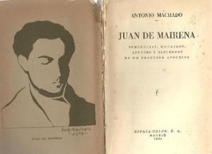 Obra de Antonio Machado