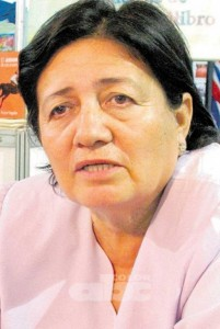 Vidalia Sánchez