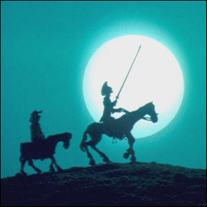 Acerca de la locura de Don Quijote de La Mancha