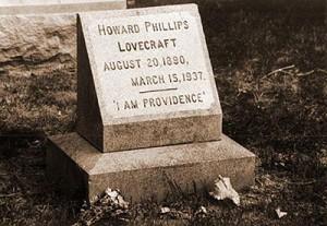Lovecraft murió a los 46 años