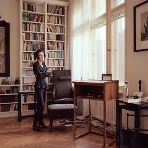 Herta Müller, ganadora del Nobel 2009