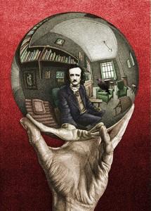 Edgar Allan Poe es fuente de inspiración para muchos escritores