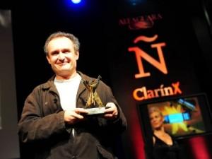 Gustavo Nielsen fue el ganador del Premio en el 2010