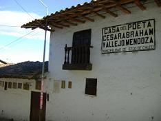 Casa natal de César Vallejo