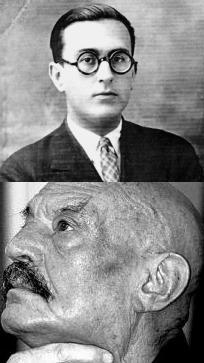 Emilio Prados y José Hierro