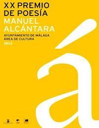 Premio de Poesía Manuel Alcántara