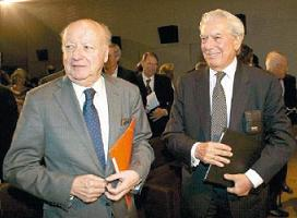Edwards y Vargas Llosa