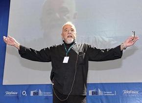 Paulo Coelho en Campus Party