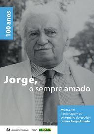 Exposición de Jorge Amado