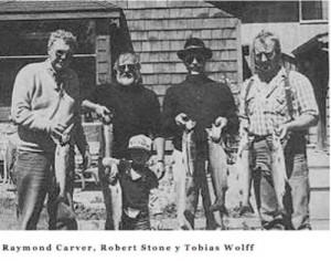 ¿Quién es Robert Stone?