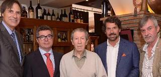 Jurado del Premio Alcántara