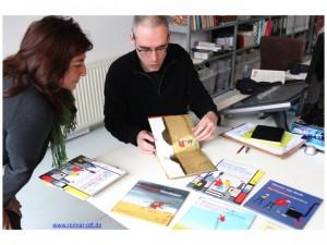 Wouter Van Reek y sus historias infantiles