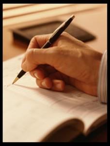 Objetivos, formas y estilo al escribir
