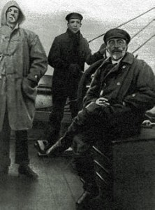 Joseph Conrad y la angustia del escritor