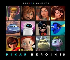 Los buenos guiones, el secreto de Pixar