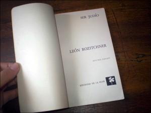 Acerca de León Rozitchner