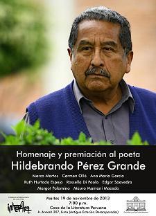 Hildebrando Pérez Grande