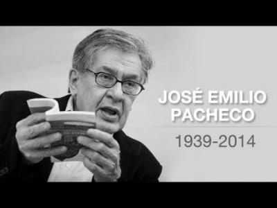Breve repaso sobre la obra de José Emilio Pacheco