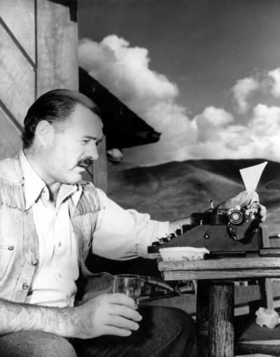 Ernest Hemingway, algunos apuntes desde París