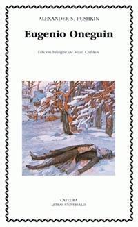 «Eugenio Oneguin», de Alexandr Pushkin