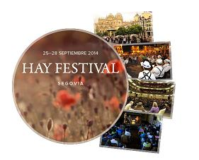 Hay Festival Segovia 2014
