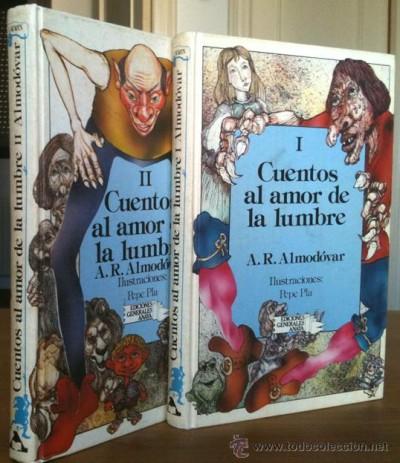 «Cuentos al amor de la lumbre», de Antonio Rodríguez Almodóvar