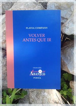 «Volver antes que ir», de Flavia Company