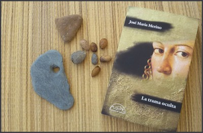 «La trama oculta» de José María Merino —Editorial Páginas de Espuma—