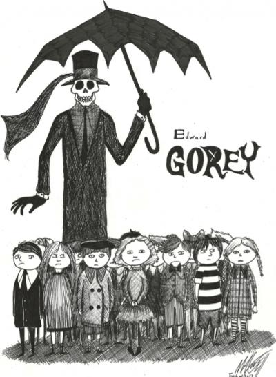 Los Pequeñines Macabros De Edward Gorey Poemas Del Alma