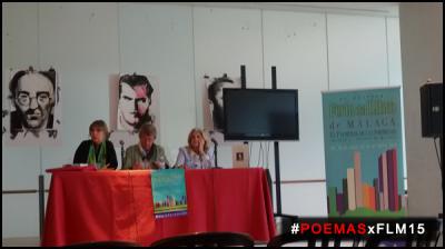 """Presentación de """"Marga. Edición Juan Ramón Jiménez"""" en la #FLM15"""