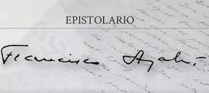 Epistolario Francisco Ayala