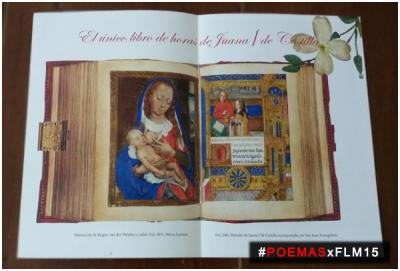 Ediciones Patrimonio en la #FLM15. La reproducción hecha Arte