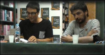 """Pablo García Casado y Antonio Lucas presentan """"García"""" (Visor)"""