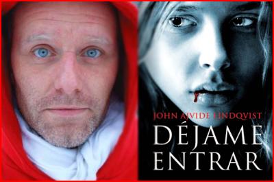 """Déjame entrar"", de John Ajvide Lindqvist"
