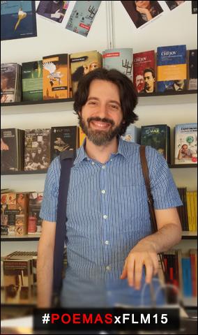 Charla con Andrés Neuman en la #FLM15