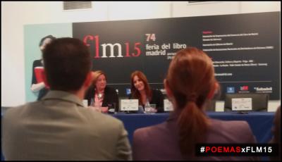 Pregón inaugural de Dolores Redondo en la #FLM15