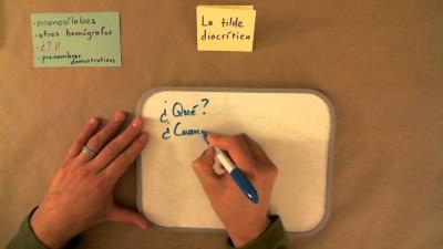 Consejos ortográficos: mayúsculas, tildes y enumeración