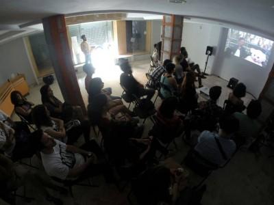 I Curso de Poesía Contemporánea en Espacio Cienfuegos