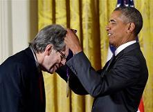 Barack Obama y Stephen King