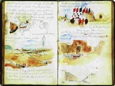 Diferencias entre una narración de viaje y un diario