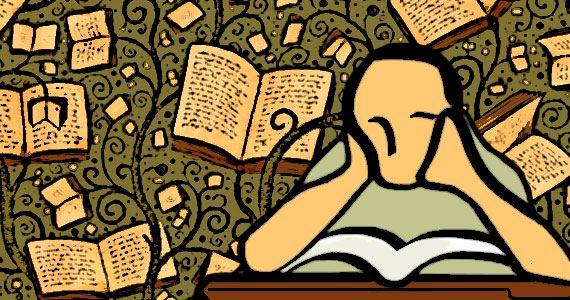 Mientras lee su libro - 1 part 2